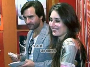 Saif Ali Khan never takes me lightly Kareena Kapoor